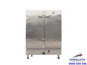 Tủ Cơm Inox Dùng Điện Và Gas