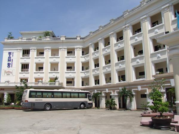 Dự án bếp khách sạn Kinh Đô Huế