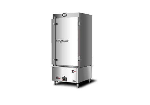 tủ cơm công nghiệp dùng điện và gas