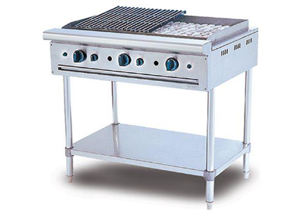 Bếp nướng than không khói