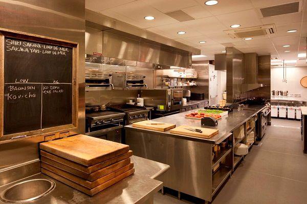 Chuỗi thiết bị bếp nhà hàng Kombo