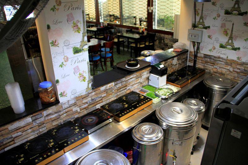 Phong thủy gian bếp nhà hàng
