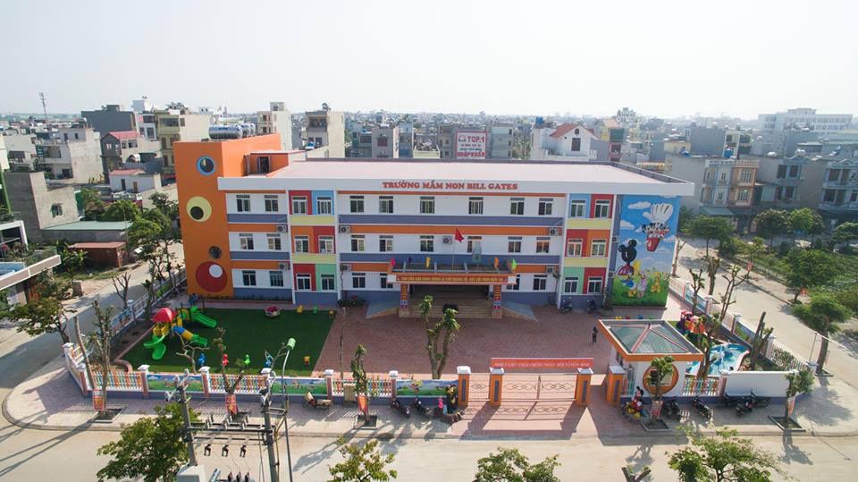 Trường mầm non quốc tế Bill Gates Thái Bình