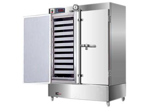 tủ nấu cơm công nghiệp bằng ga