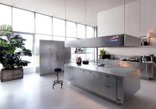 các mẫu nhà bếp hiện đại