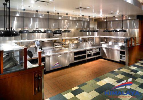 thiết bị bếp công nghiệp nhà hàng