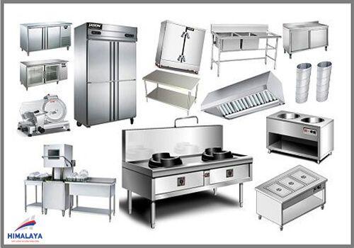 các thiết bị bếp ăn công nghiệp