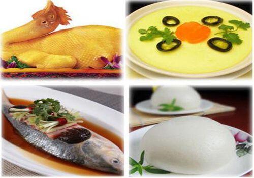 chế biến món ăn từ tủ nấu cơm công nghiệp