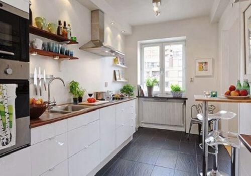 Phong thủy nhà bếp nên và không nên làm