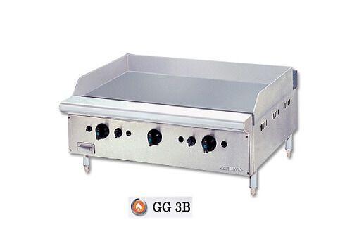 bếp chiên mặt phẳng dùng gas GG3B