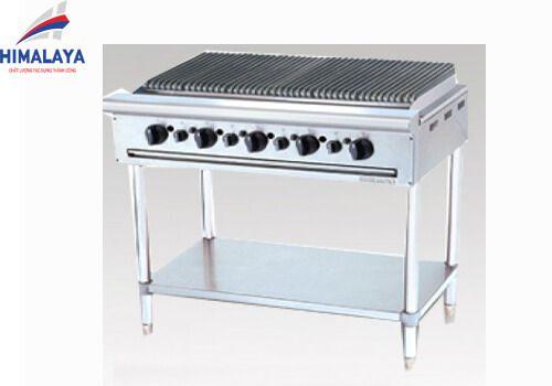 bếp nướng công nghiệp 5 họng