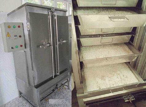 Có nên mua tủ cơm công nghiệp cũ