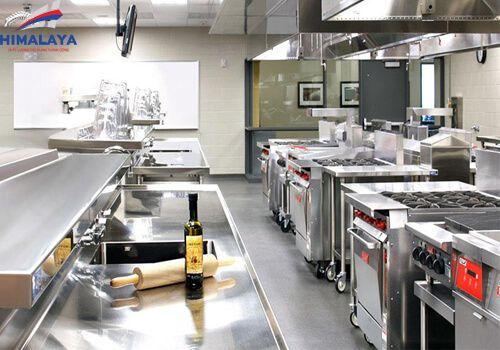 nhà thầu bếp nhà hàng