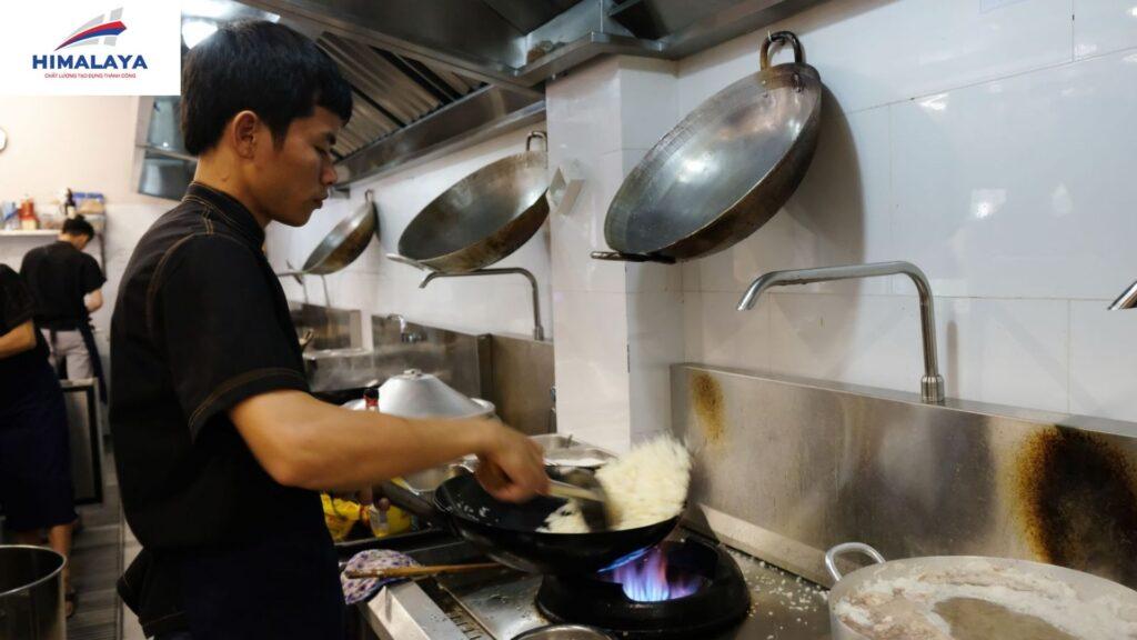 Cung cấp bếp ăn inox công nghiệp