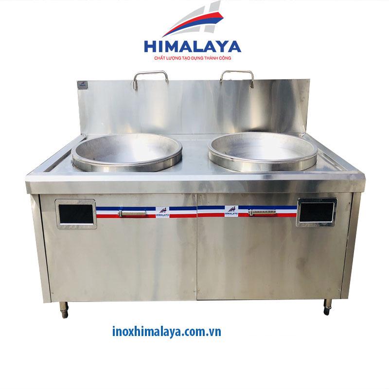 Bếp từ công nghiệp chảo lõm
