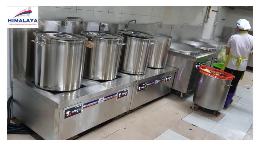 Nên mua bếp từ công nghiệp ở đâu Hà Nội