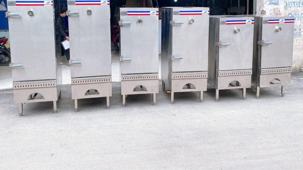 Các loại tủ nấu cơm công nghiệp tại Hà Nội