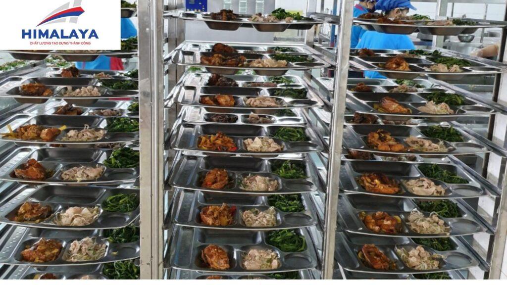 Quy định bếp ăn tập thể cho suất ăn công nghiệp