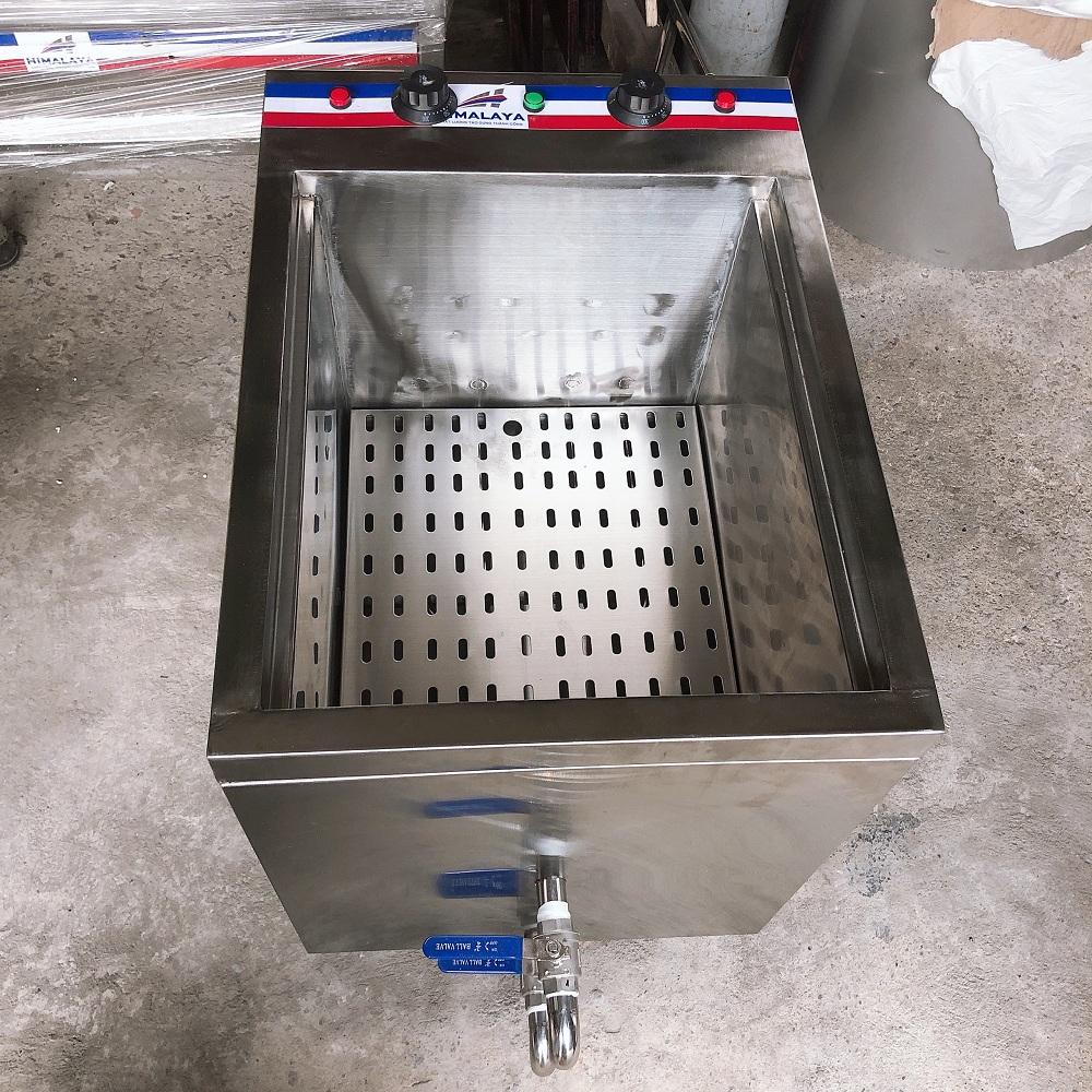 Bếp chiên tách dầu 35l bằng điện