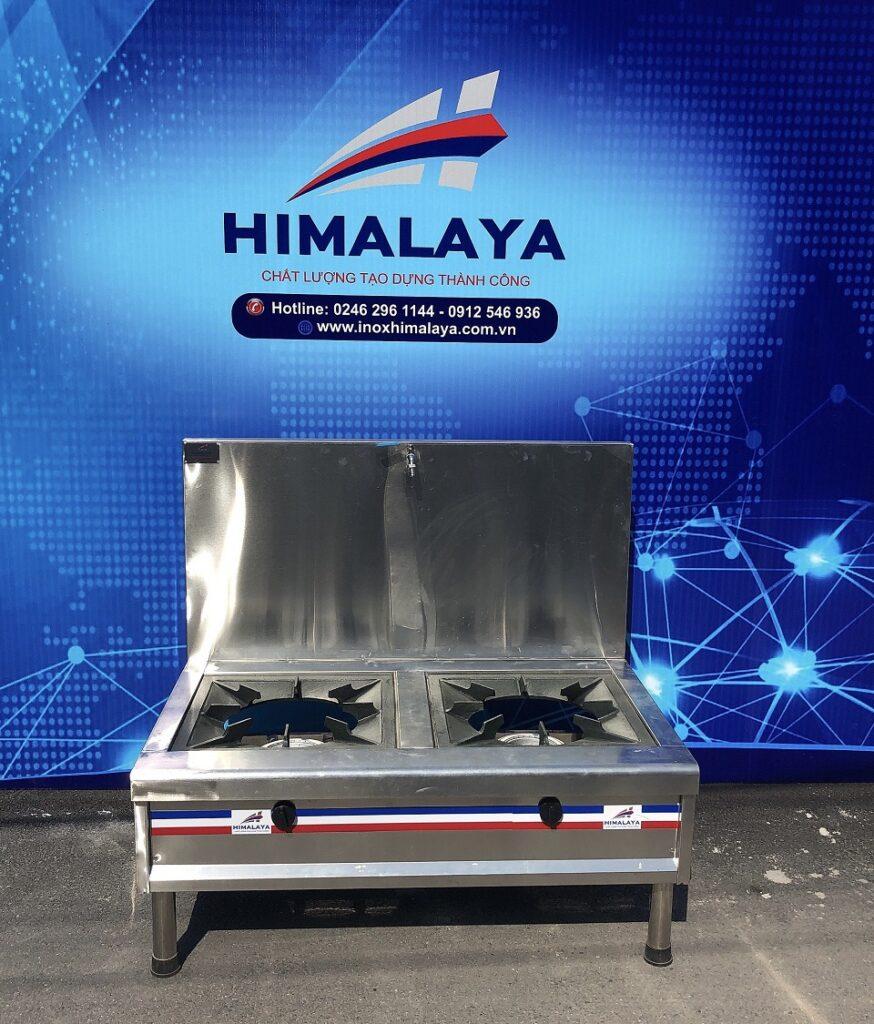 Bếp hầm đôi công nghiệp tại Himalaya