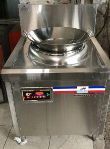 Bếp từ công nghiệp mặt lõm 10kw