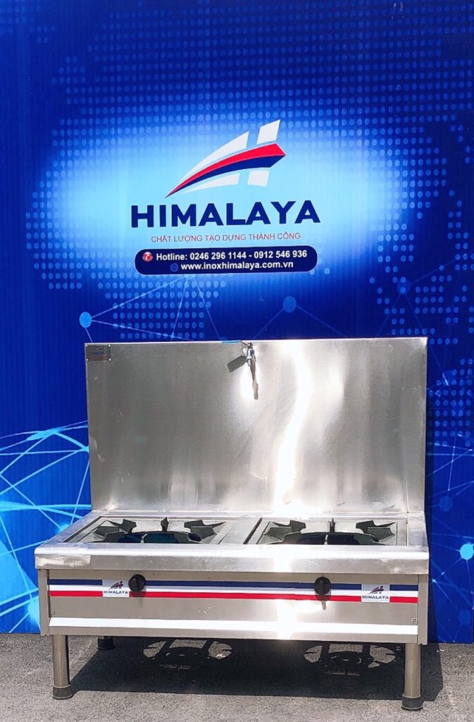 Bếp hầm đôi Himalaya