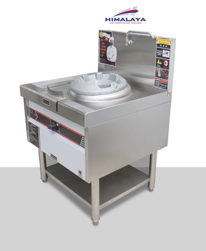 Các loại bếp á công nghiệp đơn